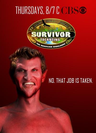 Survivor suck message board